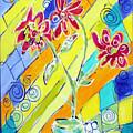 Vase by Joyce Goldin