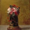 Vase Of Flowers by John La Farge