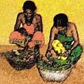 Vegetable Sellers by Claudio Fiori