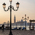 Venice At Sunset by Eden Breitz