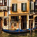Venice Morning by Mick Burkey