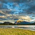 Vermilion Lakes by U Schade