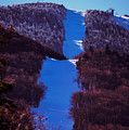 Vermonts Sugarbush Mountain by Sherman Perry