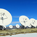 Very Large Array by Jeff Swan