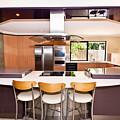 Very Modern Kitchen by Darren Burton