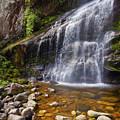 Veu Da Noiva Waterfall by Karol Kozlowski