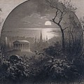 View From Greenwood Cemetery by MotionAge Designs