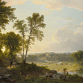 View Toward The Hudson Valley by Asher Brown