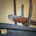 Viking Ship Museum Oars Detail by Adam Rainoff