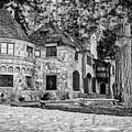 Vikingsholm Castle Lake Tahoe by Donald Pash