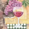 Vintage Pinot Noir by Paul Brent