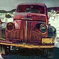 Vintage Studebaker Truck by Claude LeTien