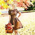 Vintage Val Autumn Picnic by Jill Wellington
