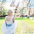 Vintage Val Magnolias by Jill Wellington