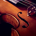 Violin by Oliver Helbig