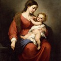 Virgin And Child by Celestial Images