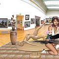 Virtual Exhibition - 33 by Pemaro