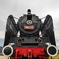Viseu De Sus Steam Engine by Vladi Alon