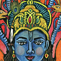 Vishnu by Jennifer Mazzucco
