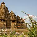 Vishvanatha Temple In Khajuraho by Aivar Mikko