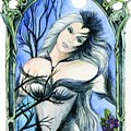 Vivian Of The Ravens by Morgan Fitzsimons