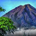 Volcan De Agua, Antigua Guatemala I by Totto Ponce