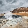 Volcanic Landscape by Agata Boguszewska