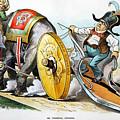 W. Mckinley Cartoon, 1896 by Granger