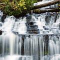 Wagner Falls by Amanda Kiplinger
