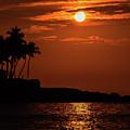 Waikoloa Sunset by Pamela Walton