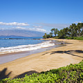 Wailea Ulua Beach by Ron Dahlquist - Printscapes