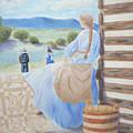 Waiting On Papa by Belinda Nagy