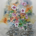 Wallflowers by Carol Crisafi