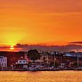 Washington Sunrise by Robert Mullen