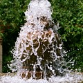 Water Fountain  by Dean  Triolo