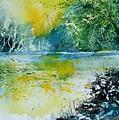 Watercolor  051108 by Pol Ledent