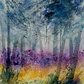 Watercolor  130608 by Pol Ledent