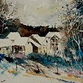 Watercolor 902040 by Pol Ledent