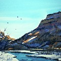 Watercolor3814 by Ugljesa Janjic