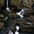 Waterfalls  by Les Cunliffe