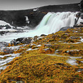 Waterfalls Of Iceland by Chantelle Flores