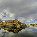 Watson Lake 2 by Tom Clark