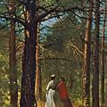 Waverly Oaks by Winslow Homer
