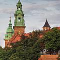 Wawel Royal Castle In Krakow by Artur Bogacki
