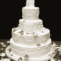 Wedding Cake by Marilyn Hunt