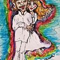 Wedding Day by Geraldine Myszenski