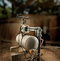 Well Pump by Yo Pedro