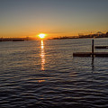 West Seattle Sunrise by Calazone's Flics