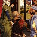 Weyden Bladelin Triptych    by PixBreak Art
