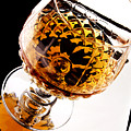 Whiskey In Glass by Blink Images